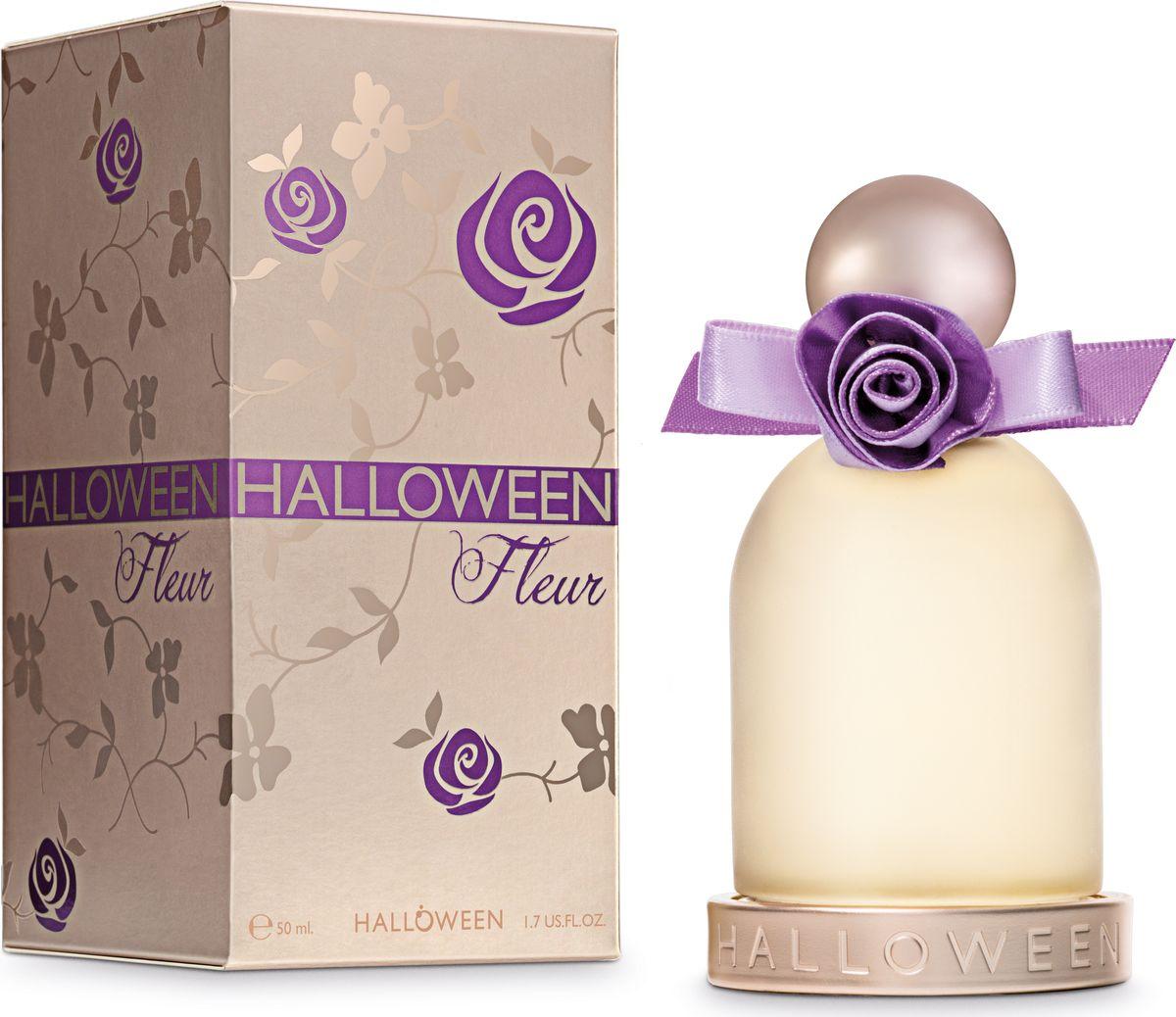 Halloween Fleur Туалетная вода 50 мл49101Эликсир молодости, аромат, пробуждающий Жизнь.