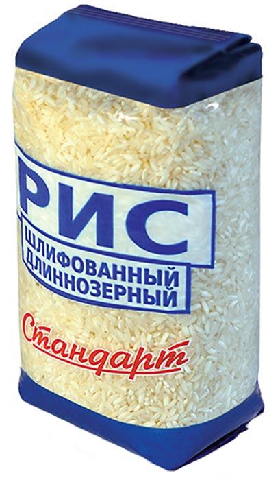 Стандарт рис длиннозерный, 900 г 542
