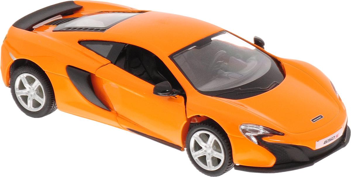 Pitstop Модель автомобиля McLaren 650S куплю авто модели 1 43