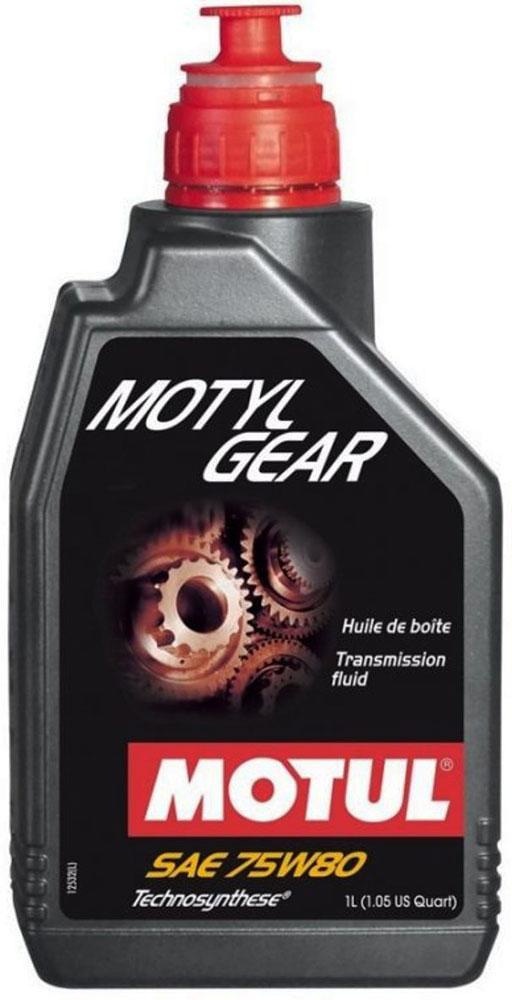Масло трансмиссионное Motul Motyl Gear, синтетическое, 75W80, 1 л105782Масло для механических коробок передач и мостов. SAE 75W-80. Technosynthese. Специально разработано для коробок передач с затрудненным переключением и Peugeot, Citroen, Renault. Все механические трансмиссии, синхронизированных и несинхронизированных коробок передач, коробка/мост, коробка передач и гипоидные мосты без автоблокировки. API Стандарты: API GL-4/GL-5 Одобрения: MIL-L-2105D