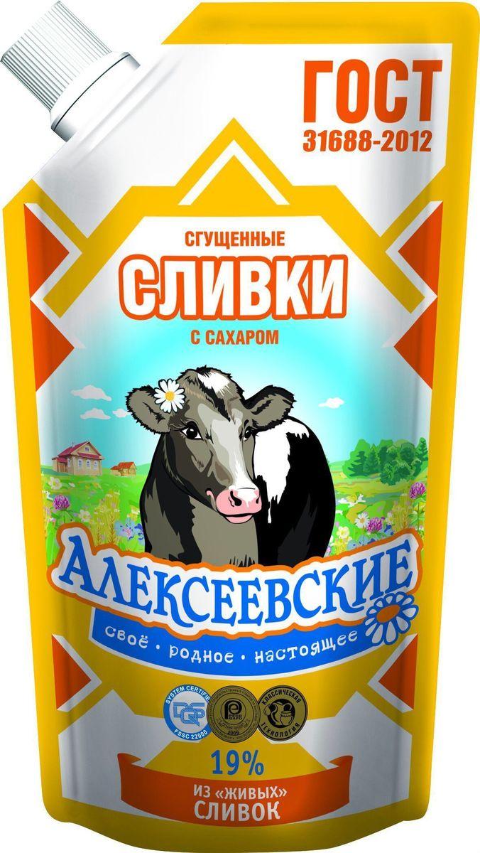 Союзконсервмолоко Сливки сгущенные, 270 г