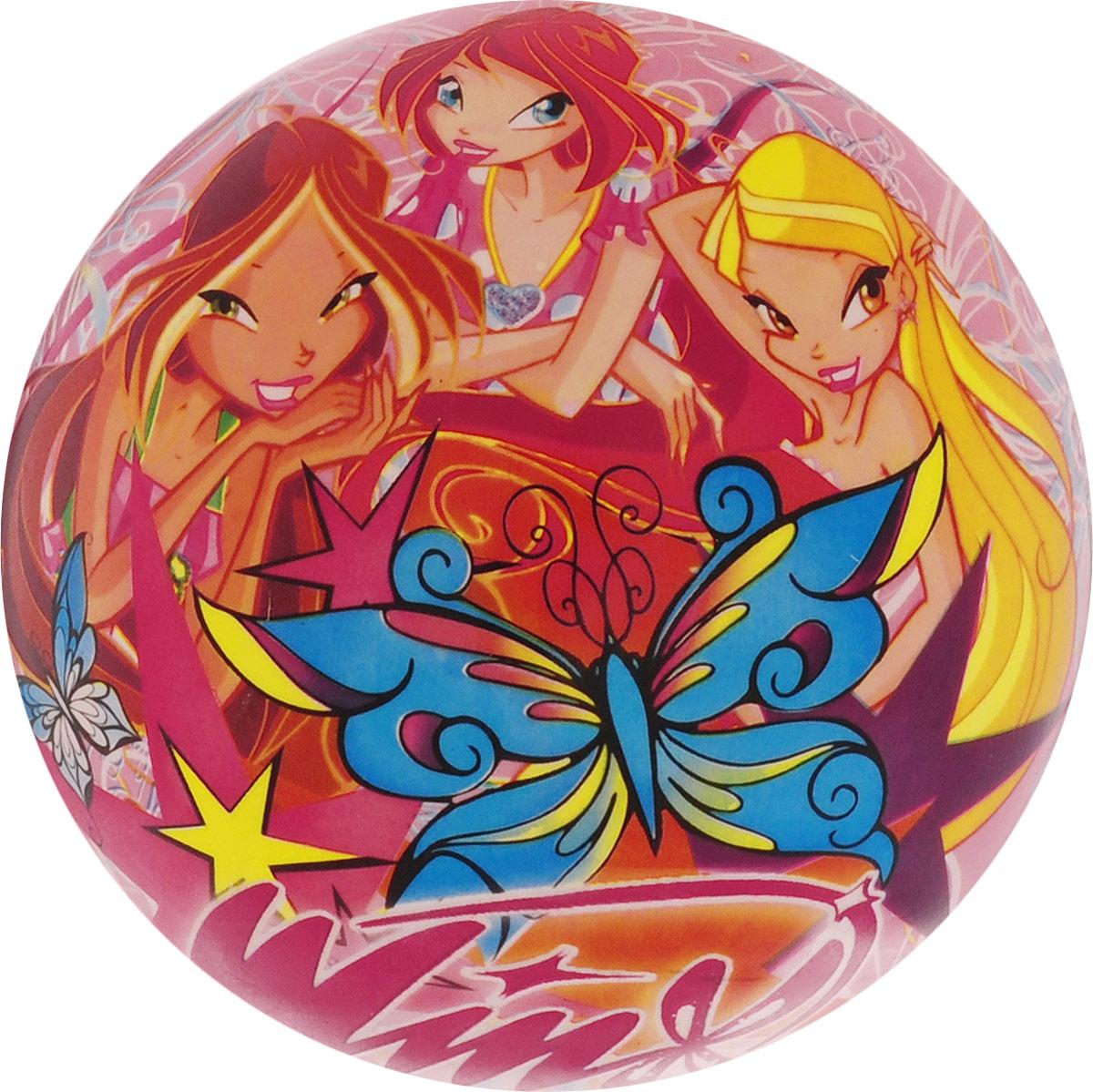 Играем вместе Мяч Winx 23 см FPB-9(WX) (108)
