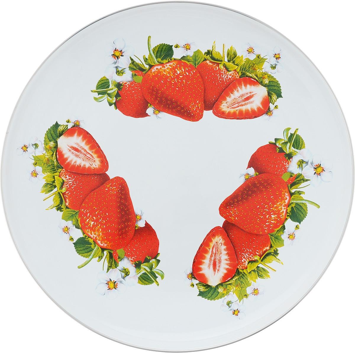 Блюдо Лысьвенские эмали, 2,5 л. С-0811А/5С-0811А/5
