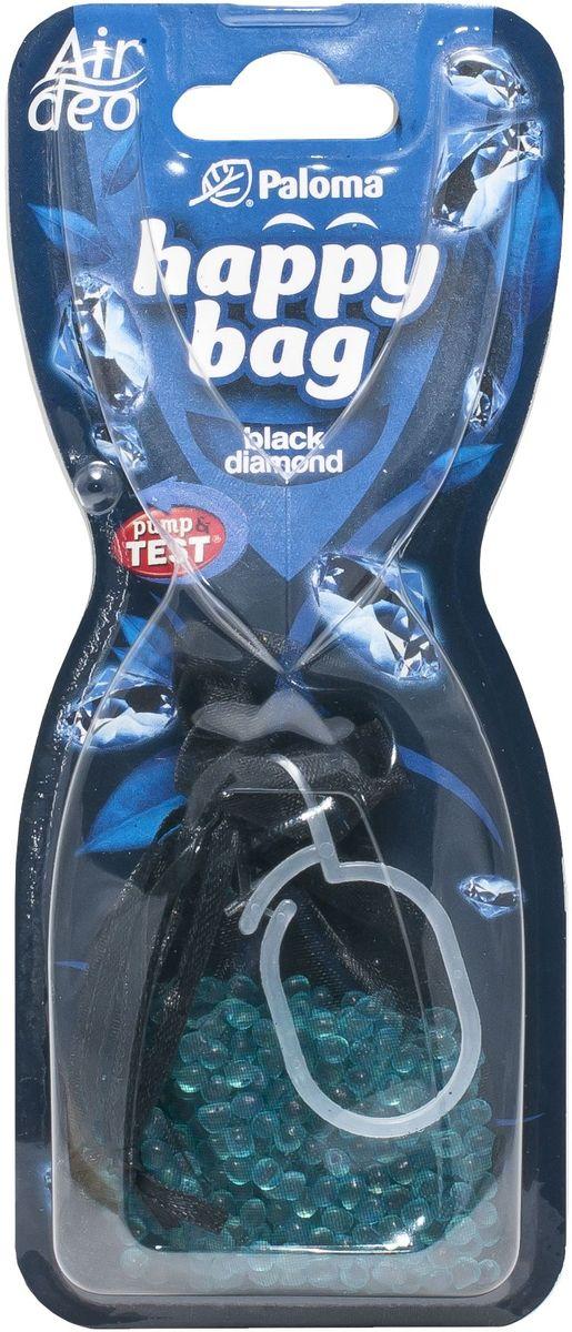Ароматизатор автомобильный Paloma Happy Bag. Black Diamond210910
