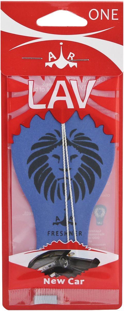 Ароматизатор автомобильный LAV One. New Car50570