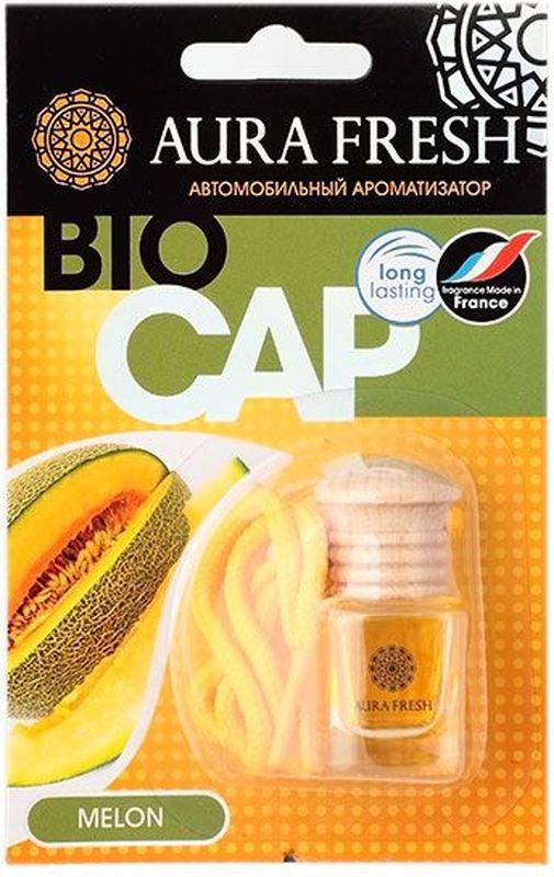 Ароматизатор автомобильный Aura Fresh Bio Cap. MelonAUR-BC-00011