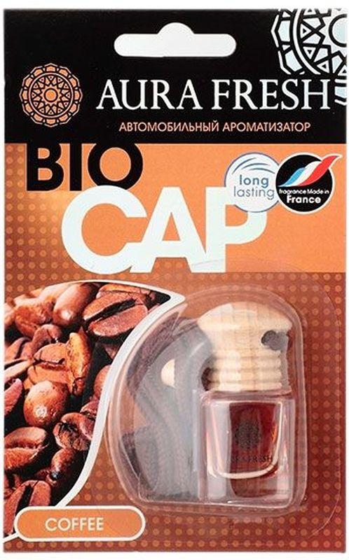 Ароматизатор автомобильный Aura Fresh Bio Cap. CoffeeAUR-BC-0005