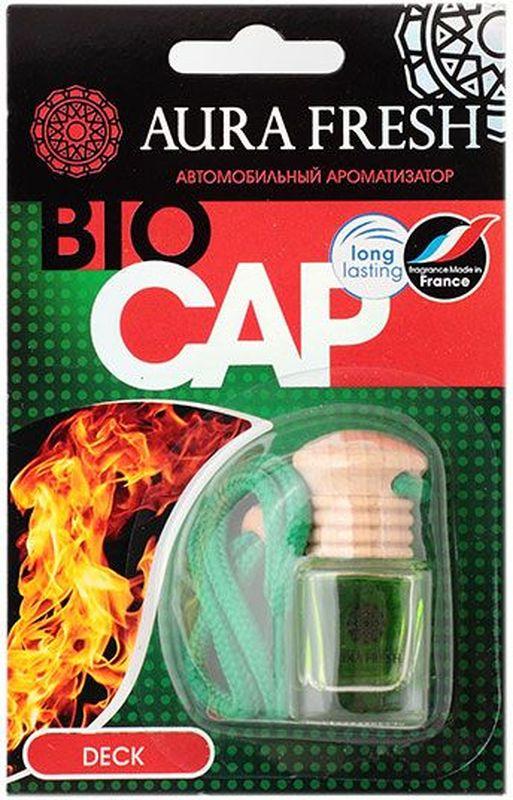 Ароматизатор автомобильный Aura Fresh Bio Cap. DeckAUR-BC-0008