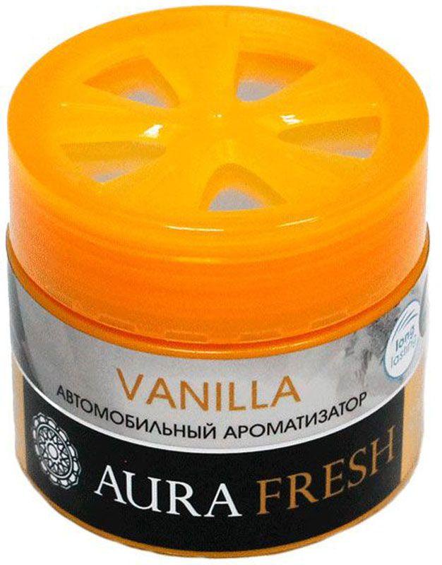 Ароматизатор автомобильный Aura Fresh Vanilla, на панельAUR-CG-0004