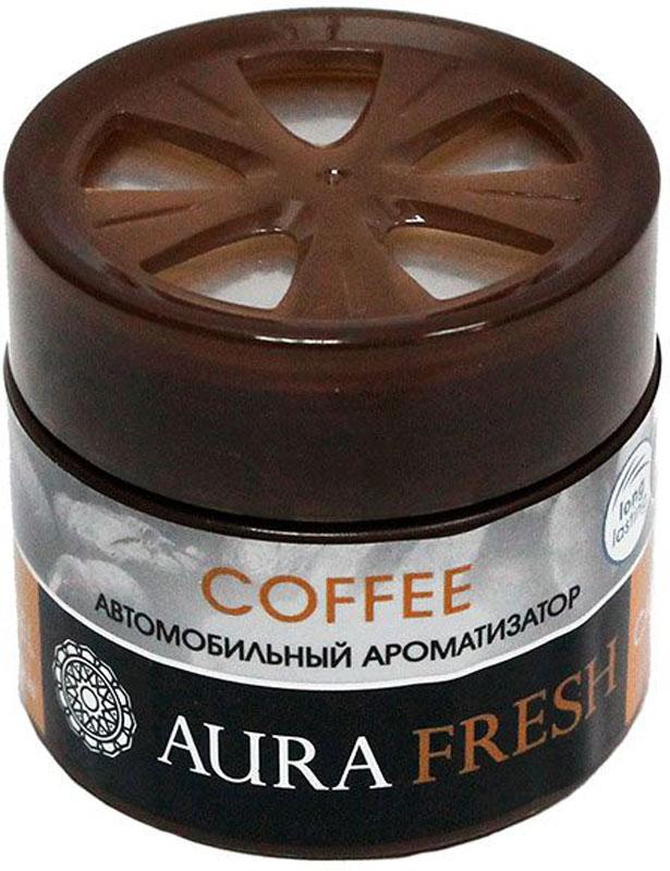 Ароматизатор автомобильный Aura Fresh Coffee, на панельAUR-CG-0005