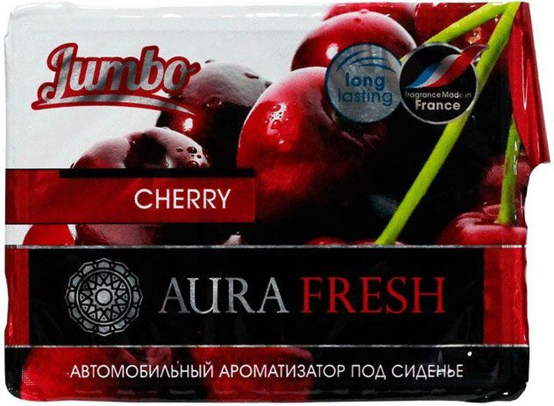 Ароматизатор автомобильный Aura Fresh Jumbo. Cherry, под сидениеAUR-J-0004