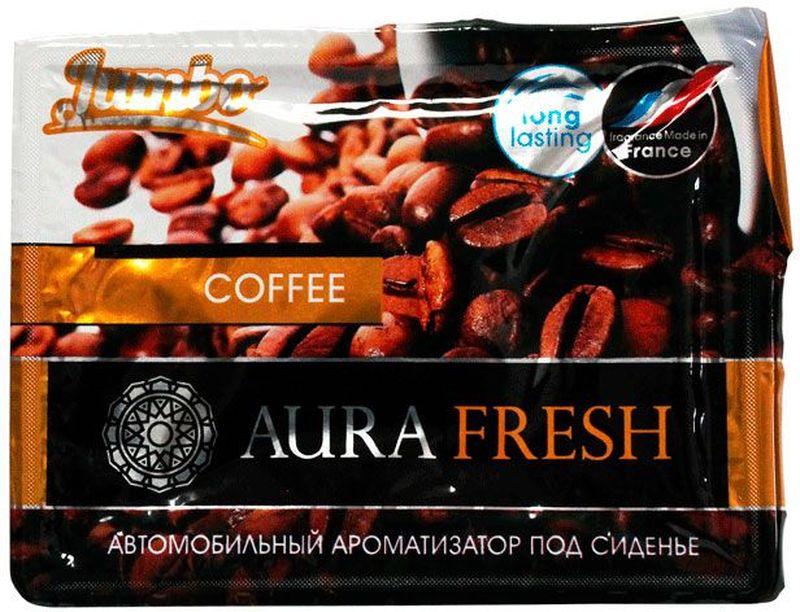 Ароматизатор автомобильный Aura Fresh Jumbo. Coffee, под сидениеAUR-J-0005