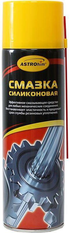 Смазка силиконовая ASTROhim, 650 млАС-4616