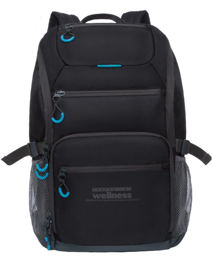 Рюкзак городской мужской Grizzly, цвет: черный. RU-710-1/3RU-710-1/3Рюкзак молодежный, одно отделение, карман на молнии на передней стенке, объемный карман на молнии на передней стенке, боковые карманы из сетки, боковые стяжки-фиксаторы, жесткая анатомическая спинка, карман быстрого доступа в верхней части рюкзака, дополнительная ручка-петля, укрепленные лямки, карман для гаджета с пеной и карманом на молнии, карман для обуви на молнии на передней стенки с плоским карманом на молнии