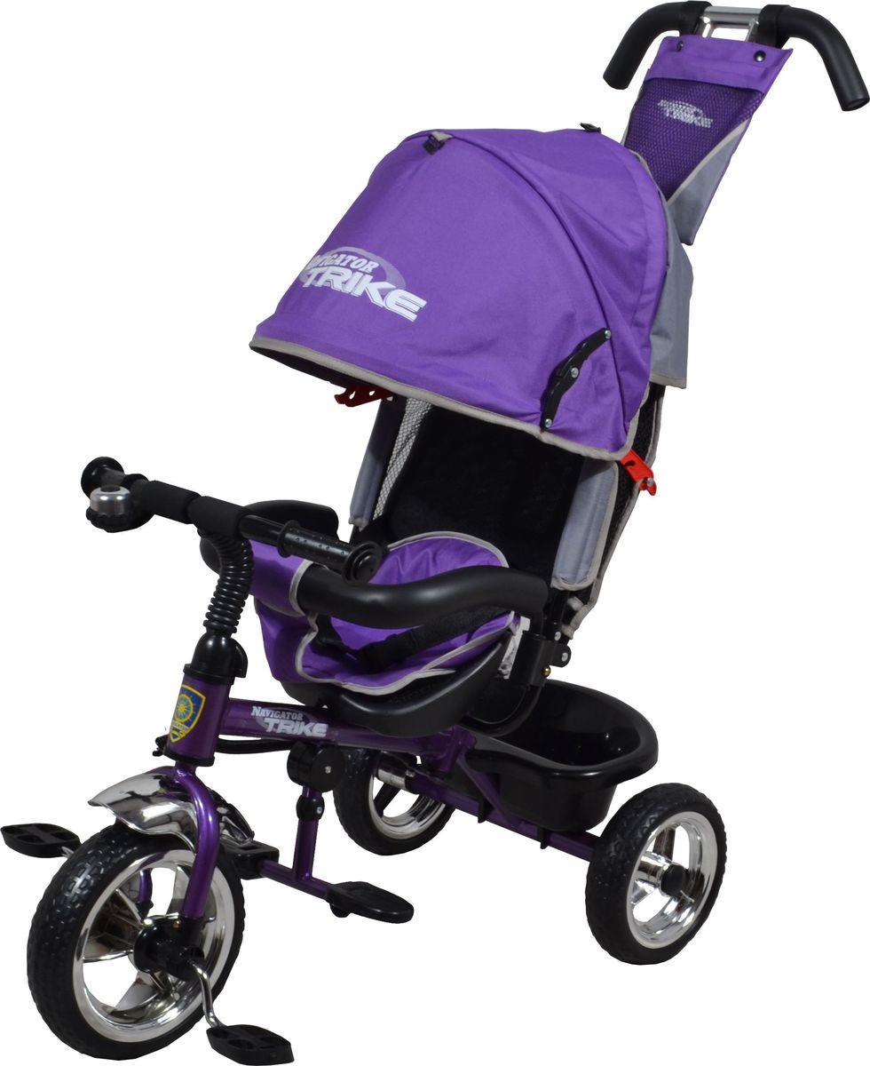 Navigator Велосипед трехколесный Lexus цвет фиолетовый Т57640