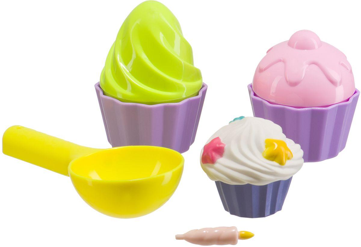 Happy Baby Набор для песочницы Cake 330401