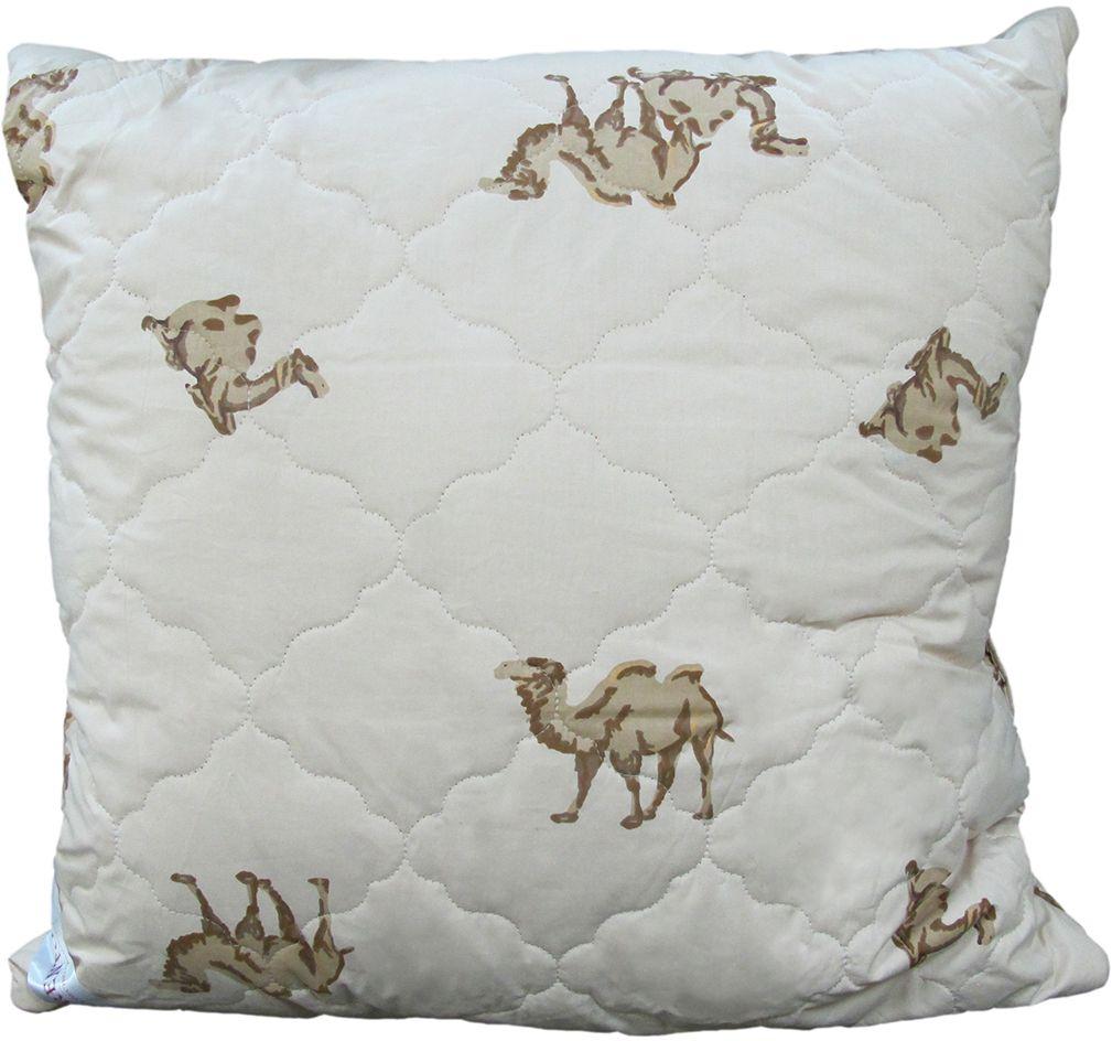 Подушка Сорренто Верблюд, цвет: бежевый, 70 х 70 см33386
