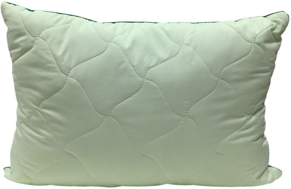 Подушка Bamboo Land, цвет: зеленый, 50 х 70 см50810