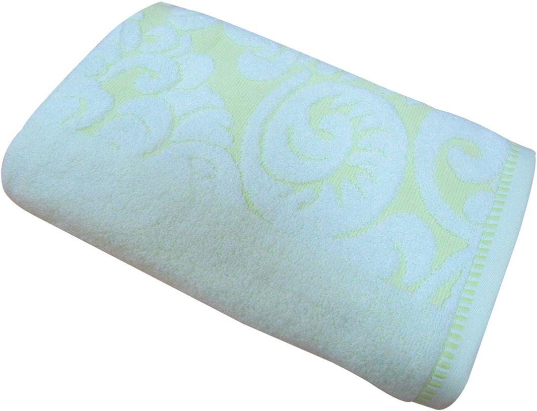 Полотенце махровое НВ Версаль, цвет: зеленый, 50 х 90 см. м0394_0355738