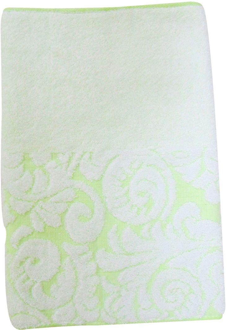 Полотенце махровое НВ Версаль, цвет: зеленый, 33 х 70 см. м0394_0355739