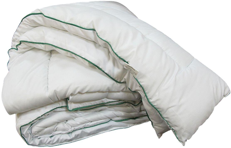 Одеяло Алоэ Вера, всесезонное, цвет: белый, 140 х 205 см70650