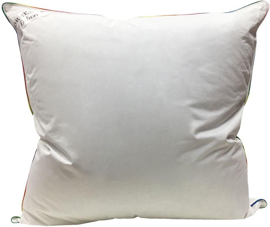 Подушка Сорренто Делюкс Фрэш, цвет: белый, 70 х 70 см80462
