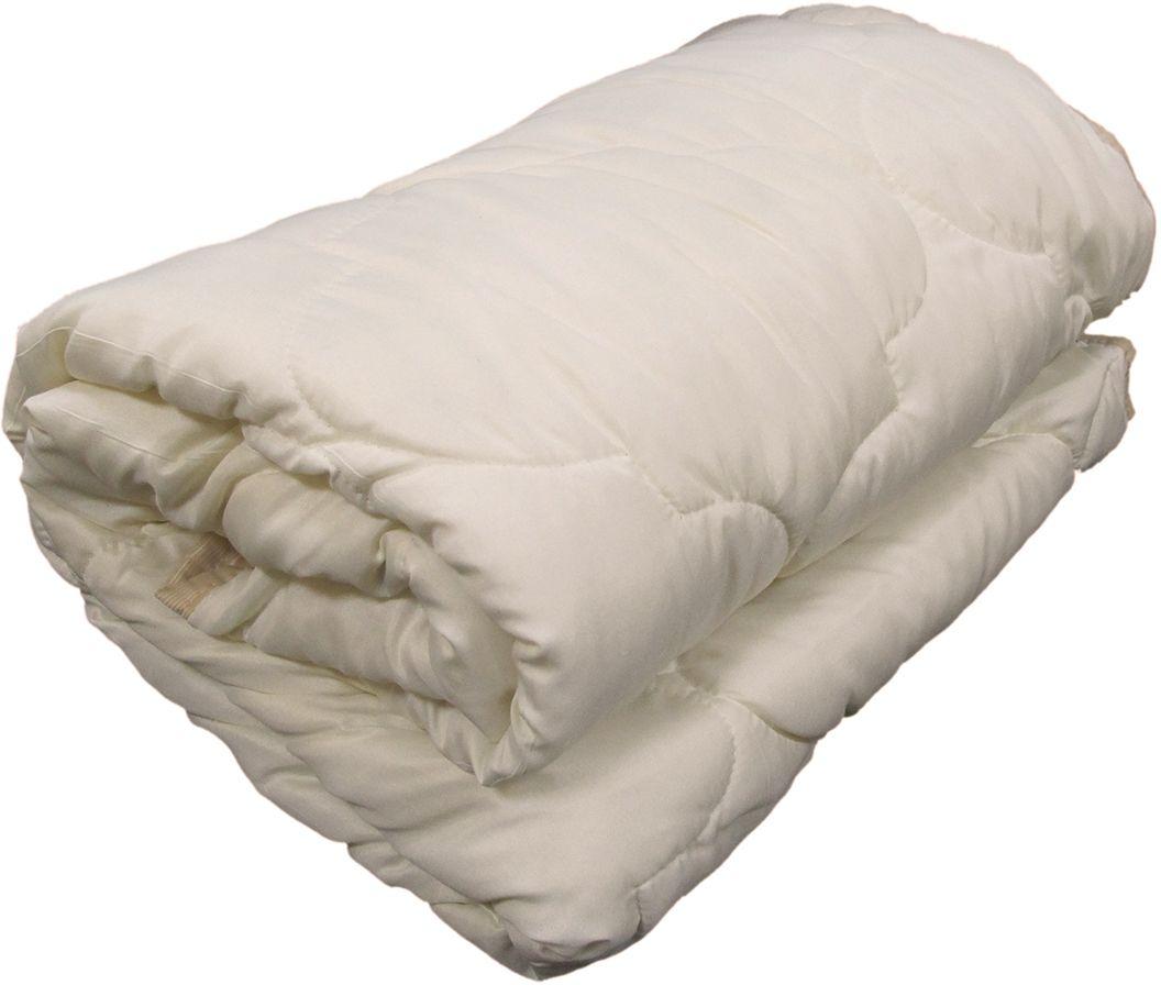 Одеяло Relax Wool, всесезонное, цвет: светло-бежевый, 140 х 205 см83101