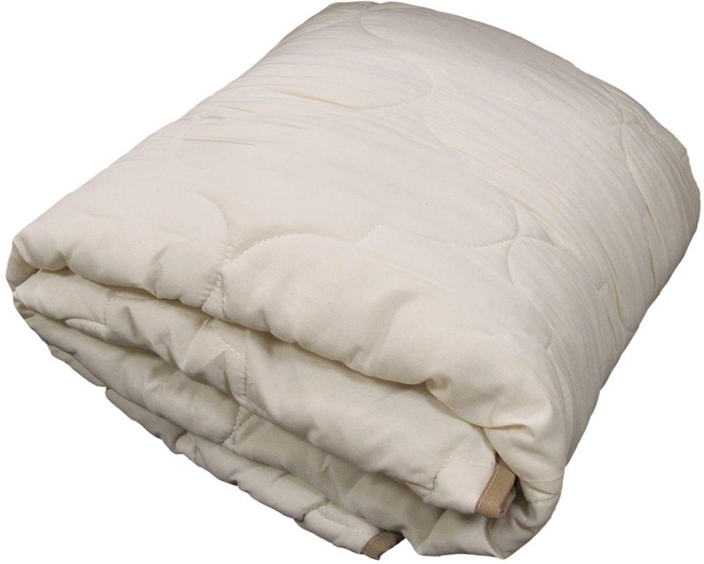 Одеяло Relax Wool, легкое, цвет: светло-бежевый, 172 х 205 см83104