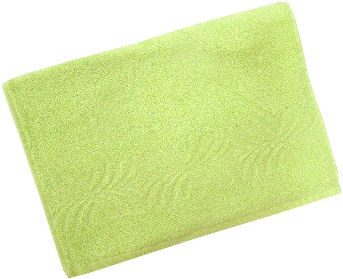 Полотенце махровое ВТ Комфорт, цвет: зеленый, 33 х 70 см. м1085_0385504