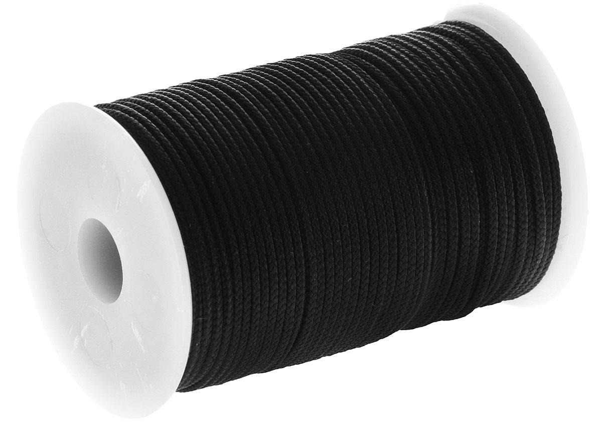 Шнур полиамидный SOLARIS на катушке, цвет: черный, 1,8 мм х 40 мS6302bПрочный многоцелевой плетеный шнур SOLARIS, изготовленный из полиамида, выдерживает нагрузку на разрыв 60 кг. Для удобства использования шнур намотан на катушку, на торце катушки есть прорезь для фиксации свободного конца шнура. Диаметр шнура 1,8 мм, длина 40 метров. Свойства и конструкция полиамидного шнура: Стойкость к солнечному излучению (ультрафиолет), влаге, истиранию, воздействию насекомых. Не подвержен гниению и плесени. Диапазон рабочих температур от -60 до +120 °С. Шнур диаметром 1,8 мм состоит из сердечника и двенадцати плотно сплетенных прядей. Благодаря такой надежной конструкции шнур не расплетается при повреждении одной или даже нескольких прядей. Сферы применения полиамидного шнура: - Туризм, рыбалка, охота: ремонт орудий лова, палаток, тентов, туристического снаряжения. Применяется для оснастки лодок, развешивания рыбы для сушки. Изготовление силков, снегоступов и тому подобного. - Дачное и домашнее хозяйство, для...