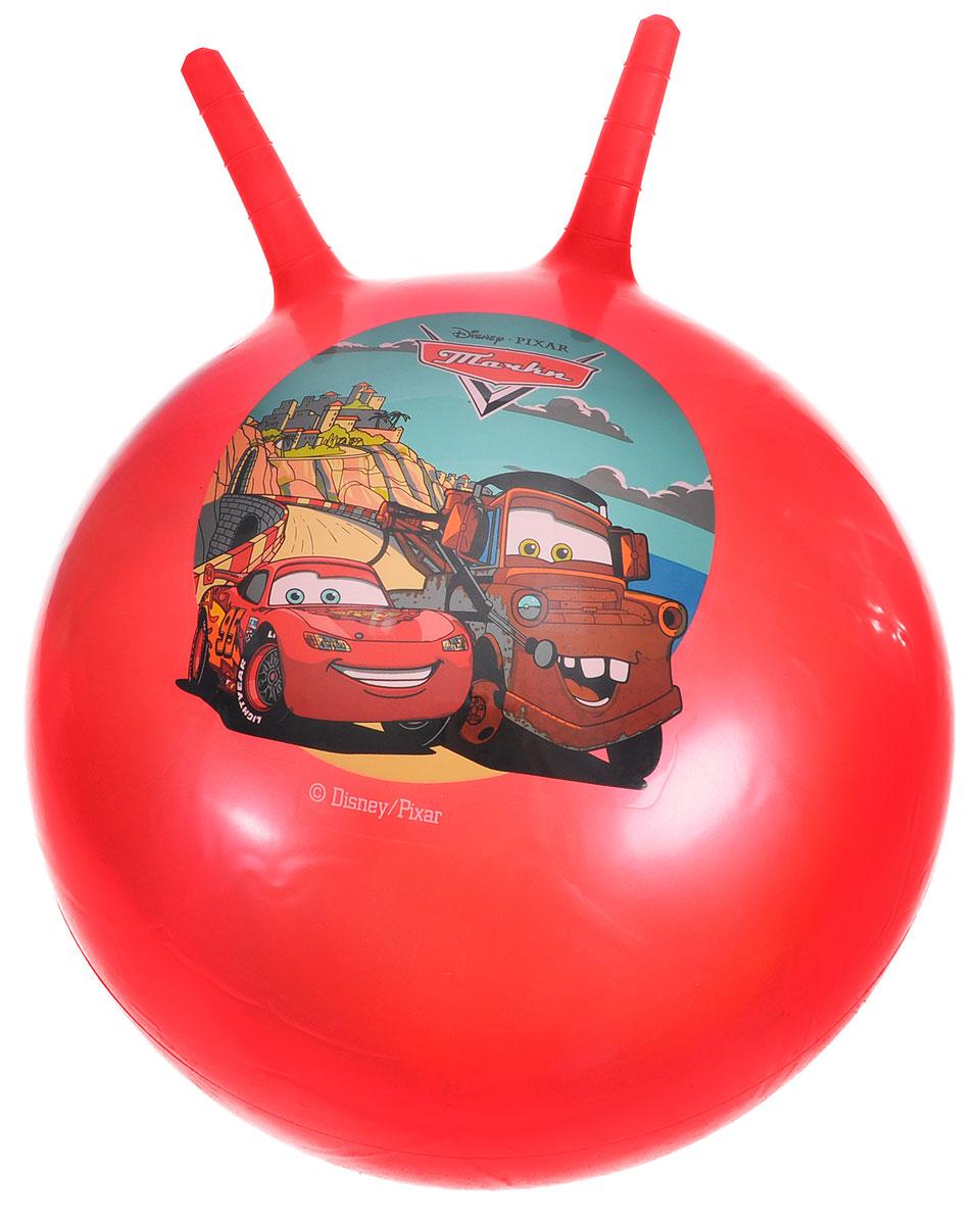Играем вместе Мяч Тачки с рожками цвет красный 55 см