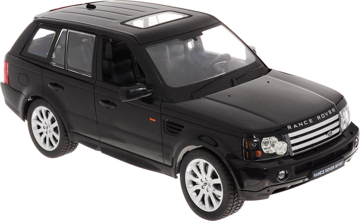 MZ Радиоуправляемая модель Land Rover 2021 цвет черный MZ-2021-R