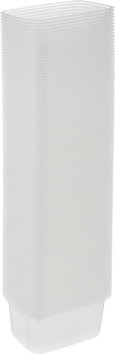Набор контейнеров Упакс Юнити, 250 мл, 100 штПОС05665Набор контейнеров Упакс Юнити, изготовленный из прочного полипропилена, отлично подходит для хранения пищевых продуктов. Объем: 250 мл; Размер контейнера: 11 х 5 х 6 см.