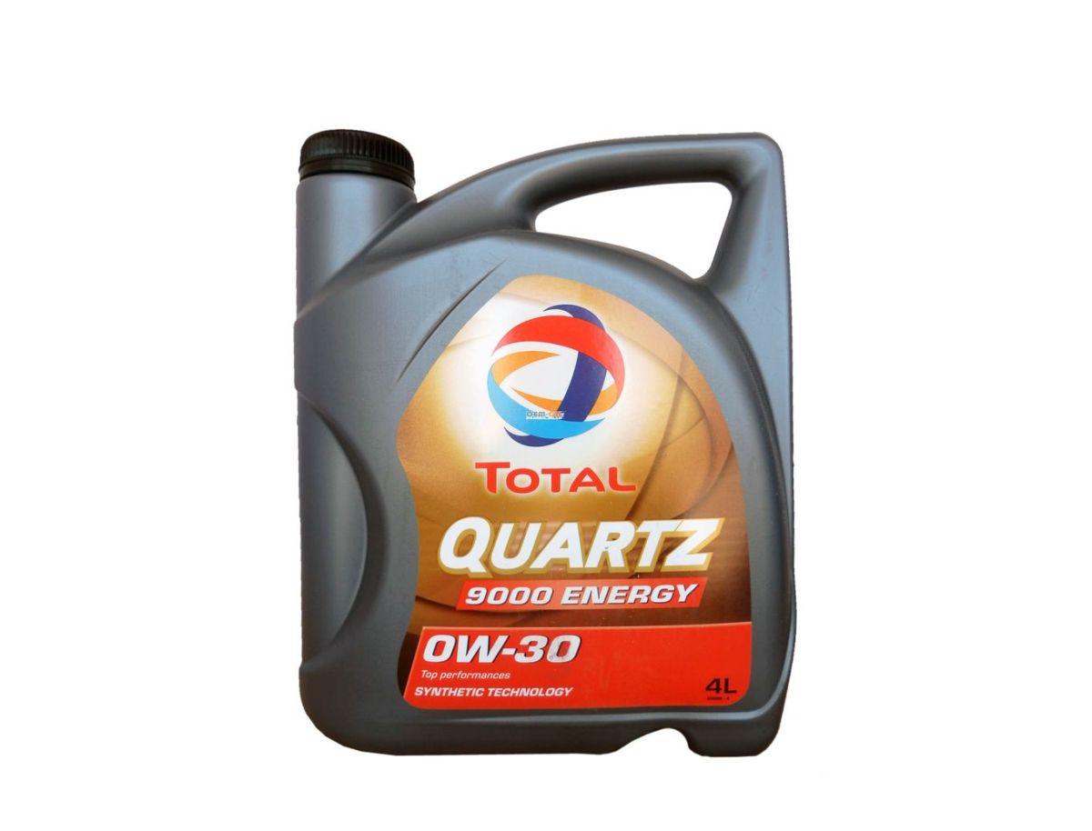 Моторное масло Total Quartz 9000 Energy 0W30, 4 л151523Полностью синтетическое моторное масло для бензиновых и дизельных двигателей легковых автомобилей. Обеспечивает чистоту двигателя, что позволяет сохранить его мощность. TOTAL Quartz Energy 9000 0W-30 снижает потребление топлива и уменьшает содержание вредных веществ в выхлопных газах. данное масло обеспечивает оптимально долгий срок службы двигателя благодаря отличным противоизносным свойствам, обеспечивающим защиту наиболее уязвимых узлов двигателя. Масло содержит моюще-диспергирующие присадки, поддерживающие чистоту в двигателе и его уровень эксплуатационных свойств, таким образом, сохраняя его мощность. Данное моторное масло может применяться в самых жестких условиях эксплуатации (городской трафик, движение по автомагистрали) и подходит для всех стилей вождения, в особенности спортивной или агрессивной езды, независимо от сезона. Эксплуатационные свойства масла превосходят технические требования крупнейших автопроизводителей, таким образом, данное масло подходит, по крайней мере,...