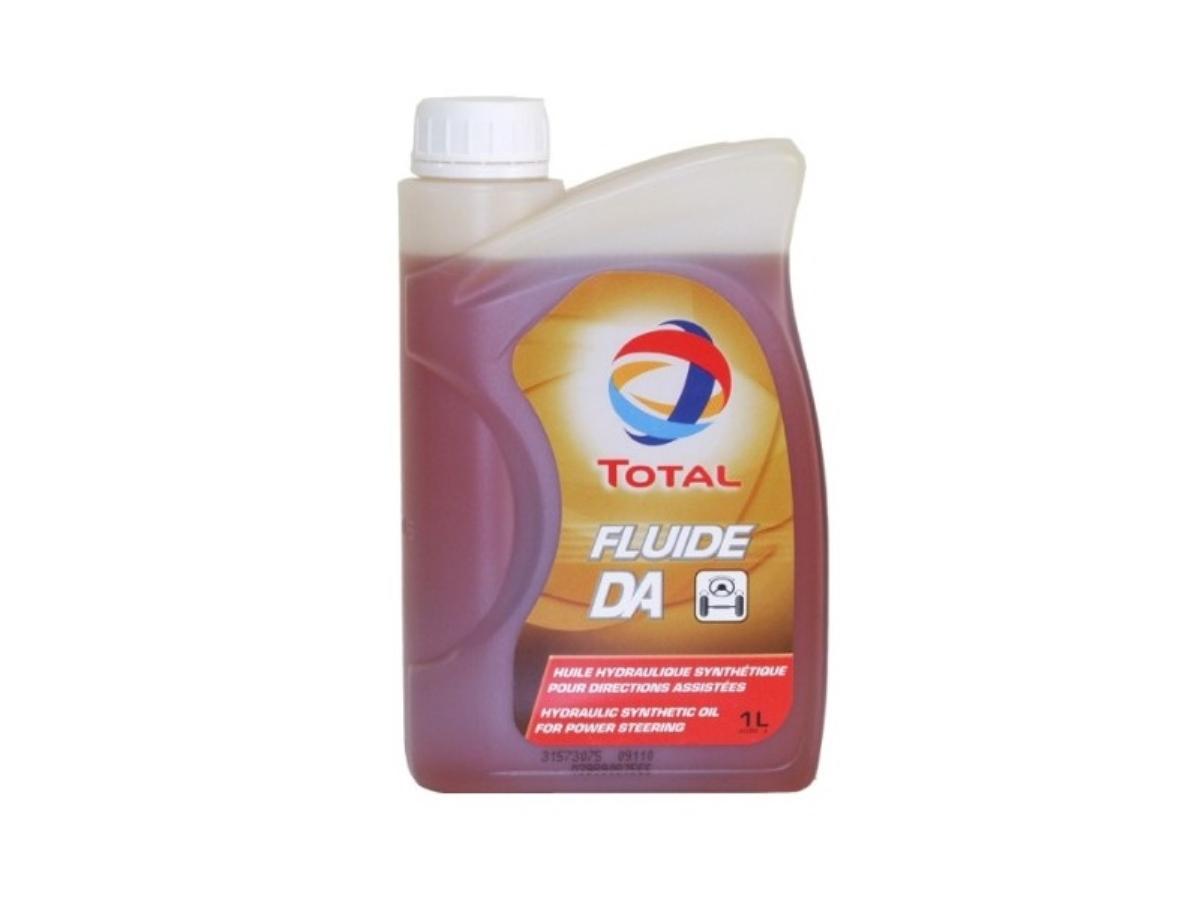 Гидравлическая жидкость Total Fluide DA, 1 л166222Синтетическая жидкость оранжевого цвета, разработанная специально для электронных систем рулевого управления с гидравлическим усилителем (EHPS), которыми оборудованы легковые автомобили (Peugeot, Citroen, Renault…). • Одобрено для применения в централизованных гидравлических системах коммерческих автомобилей, где требуется синтетическая гидравлическая жидкость. • Особенно рекомендуется для систем рулевого управления с усилителем всех легковых автомобилей Peugeot и Citroen в очень холодных условиях эксплуатации. PSA S71 2710 • MAN 3289 • RENAULT PSF Class 1