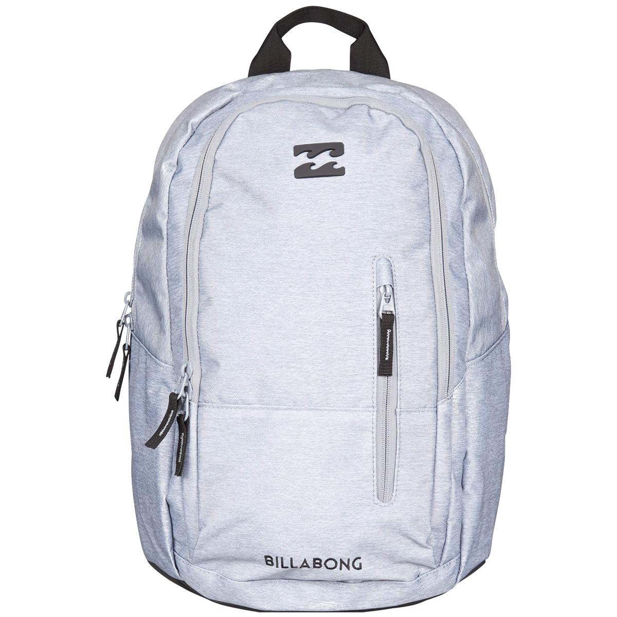 Рюкзак городской Billabong Shadow pack, цвет: светло-серый. 36078693685923607869368592Стильный и удобный рюкзак, компактный и достаточно вместительный. Отделение под ноутбук…