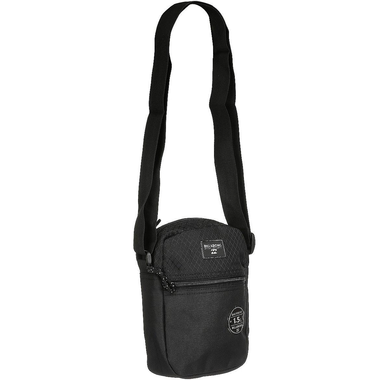 Сумка Billabong Boulevard Satchel, цвет: черный. 36078693693393607869369339Стильная сумка для акссусуаров