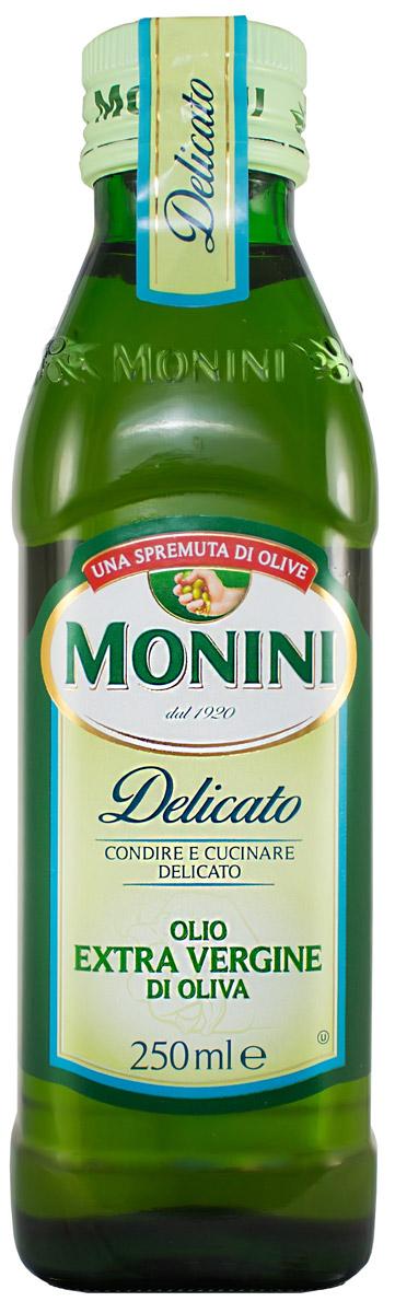 Monini Delicato масло оливковое Extra Virgin, 250 мл