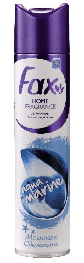 Fax Освежитель воздуха Морская свежесть 300мл800420724Коллекция ярких, бодрящих ароматов, способных привнести в ваш дом свежесть и благоухание, создав атмосферу уюта и комфорта
