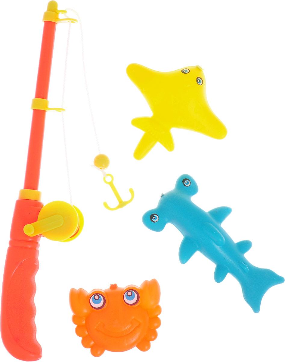 Junfa Toys Игровой набор Рыбалка YLB23