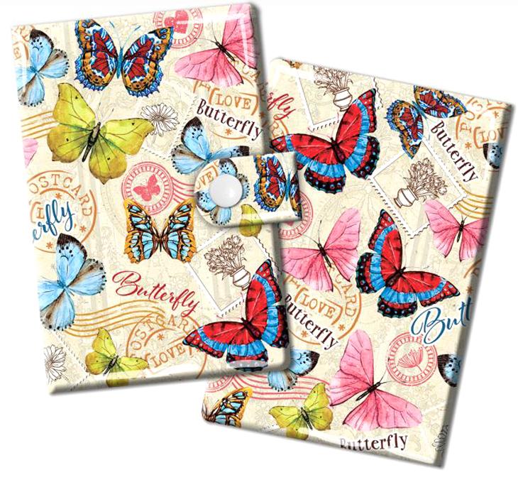 Визитница женская Magic Home Эффект бабочки, цвет: бежевый, розовый. 4487244872Визитница Эффект бабочки из ПВХ (10 карманов). Оригинальная визитница прекрасно подойдет для хранения визиток и кредитных карт. Стильная визитница подчеркнет вашу индивидуальность и изысканный вкус, а также станет замечательным подарком.