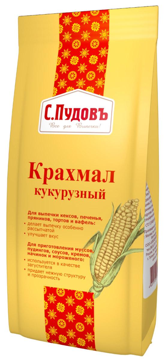 Пудовъ крахмал кукурузный, 200 г