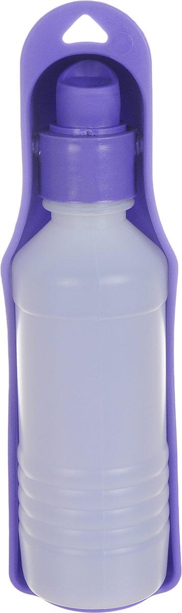 Бутылка дорожная для собак