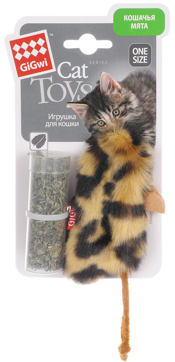 Игрушка для кошек GiGwi Мышь, с кошачьей мятой, длина 10 см куплю 3 х комнатную квартиру в елшанке