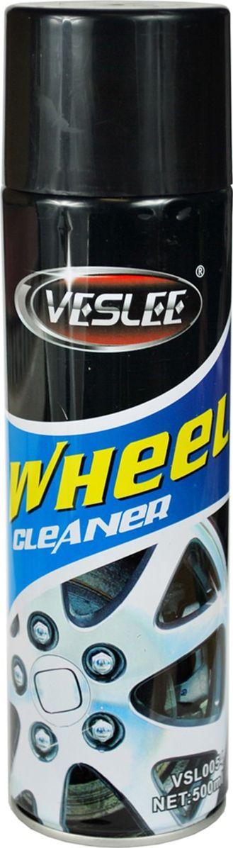 Очиститель дисков Veslee, 500 мл (аэрозоль)VL-19Мощное средство для очистки колёсных дисков от тормозной пыли, дорожной грязи, битумных и масляных пятен. Придаёт дискам блеск и обновлённый вид, не повреждает пластиковые и резиновые детали. Подходит для любых типов дисков, в том числе изготовленных из сплавов, окрашенных и со сложным рисунком. Легко очищает и удаляет загрязнения любого характера и сложности