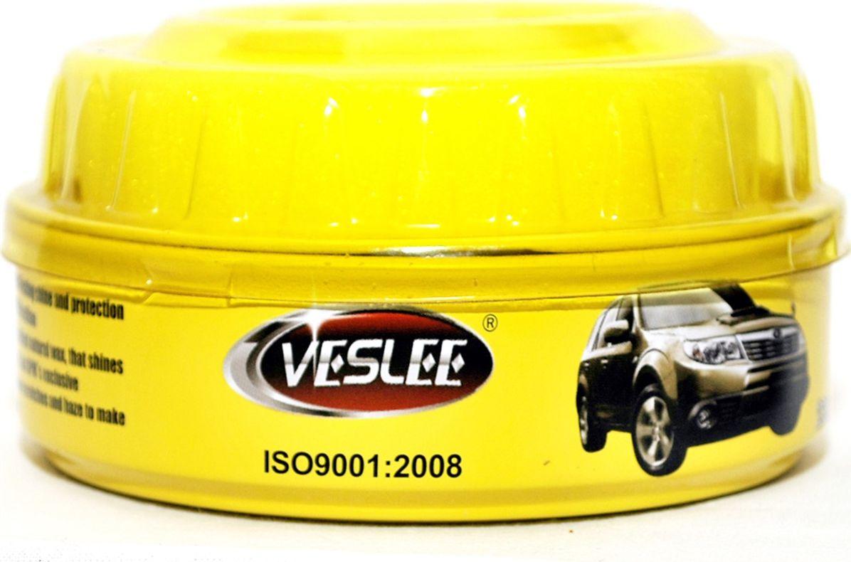 Полироль кузова Veslee, автовоск мягкий с карнаубой, 230 г (банка)VL-W9Полирует, обновляет и защищает лакокрасочное покрытие автомобиля. Устраняет помутнения и мелкие царапины, а содержащийся в составе воск карнаубы придаёт поверхности яркость и блеск. Предельно стойкий. Создаёт защитный слой, предохраняющий от воды, соли и коррозии до 12 месяцев. Может применяться для обработки окрашенных и металлических по-верхностей автомобилей, мотоциклов, катеров, а также в быту.