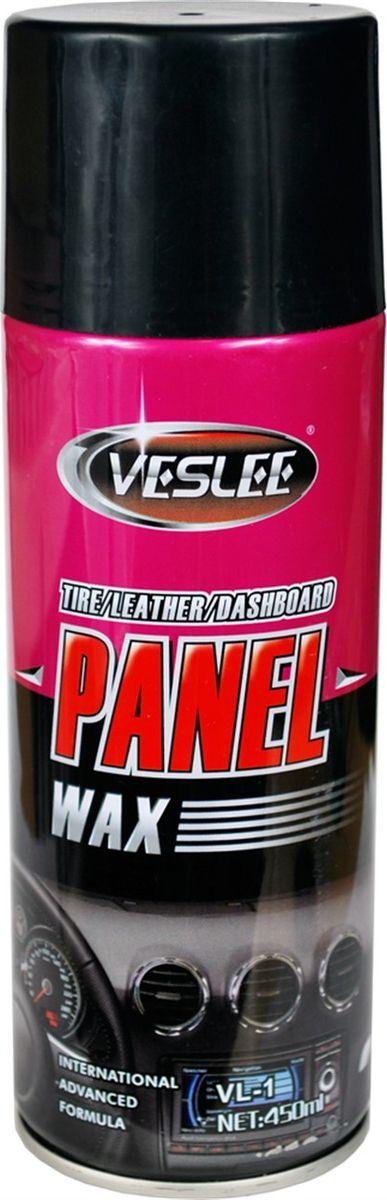 Полироль для приборной панели Veslee Роза, 450 мл (аэрозоль)VL-1RПрименяется для очистки и полировки приборной панели и других пластиковых деталей салона автомобиля. Удаляет пыль и грязь, отпечатки пальцев, создаёт защитную плёнку с антистатическим и пылеотталкивающим эффектом, предохраняющую поверхность от выцветания и растрескивания под воздействием ультрафиолета. Придаёт поверхности блеск, обладает приятным ароматом, нейтрализующим неприятные запахи в салоне. Полироль для универсального применения. Его можно наносить абсолютно на любые виды пластика. Ароматы: Жасмин, яблоко, клубника, лимон, роза.