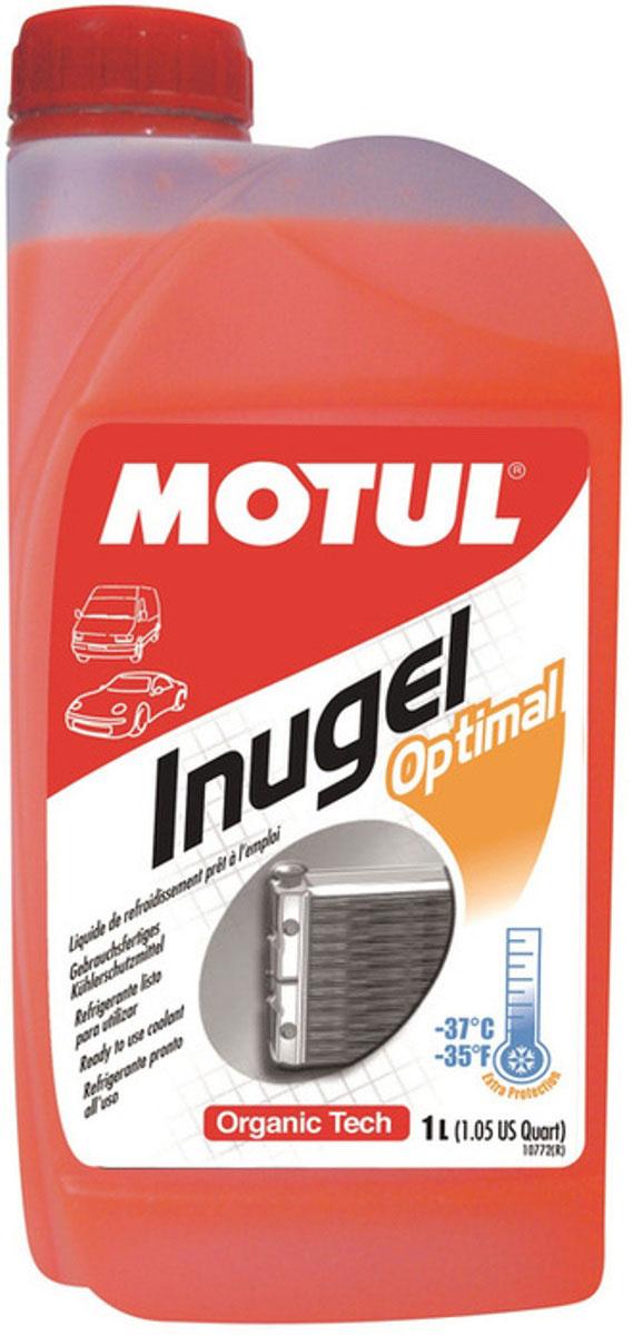 Антифриз Motul Inugel Optimal, цвет: флуоресцентный оранжевый, 1 л102923Готовая к использованию охлаждающая жидкость антикоррозионная, низкозамерзающая -37°C / -35°F. Создана по органической технологии. Не содержит нитритов, аминов, фосфатов, боратов, силикатов. Motul Inugel Optimal - это готовая к использованию охлаждающая жидкость на основе моноэтиленгликоля с органическими добавками. Рекомендуется для всех охлаждающих систем: легковые автомобили, тяжелые грузовики, строительная и сельскохозяйственная техника, садовая техника, водная техника, стационарные двигатели. Одобрения: ASTM D3306/D4656; BS 6580; KSM 2142; MB 326.3; PORSCHE/AUDI/SEAT/SKODA/VW TL-774D (=G12); TL-774F (=G12+); RENAULT RNUR 41-01-001 / --S TYPE D; FORD/JAGUAR/LAND ROVER WSS-M97B44-D; SAAB/OPEL/GM 6277M; MAZDA MEZ MN 121D; ROVER; MITSUBISHI; Jaguar