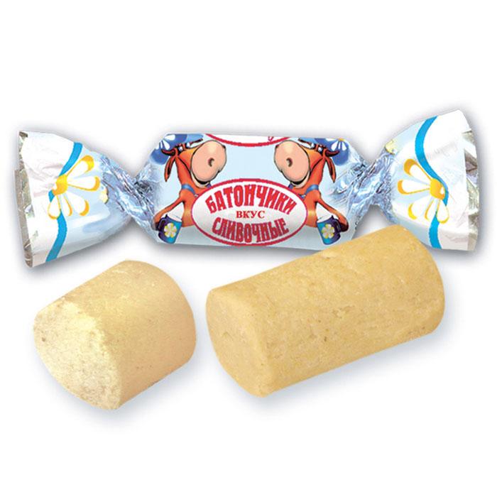 Красный Октябрь конфеты батончики сливочные, 250 г (Тамбов) КО17111
