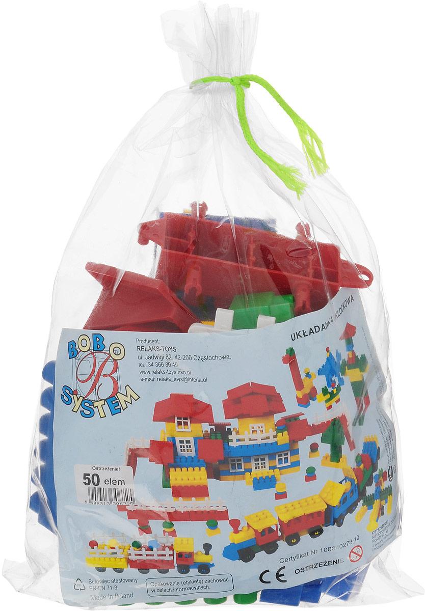 Relaks Toys Конструктор П-6725